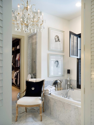 Bathroom remodeling ideas by Tiffany Hanken Interior Design