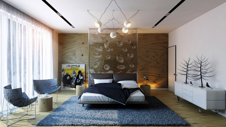 3-headboard-feature-wall-artistic-wall-gray-carpet-wooden-wall-and-unique-945x532