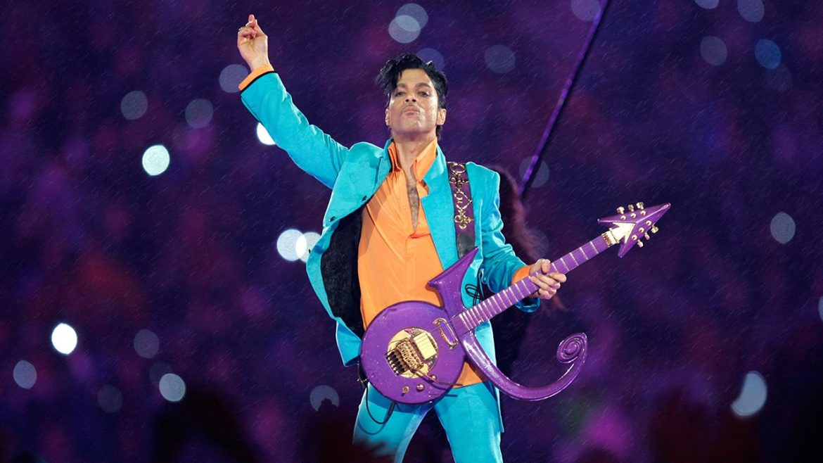 Pantone Color of the Year 2018 Homage to Prince