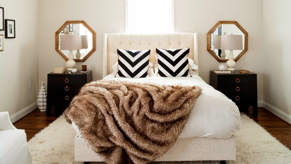 How to make your bedroom stylish & comfortable