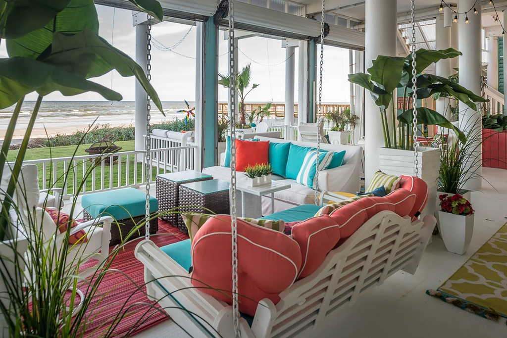 Serene Porch Styling Tips