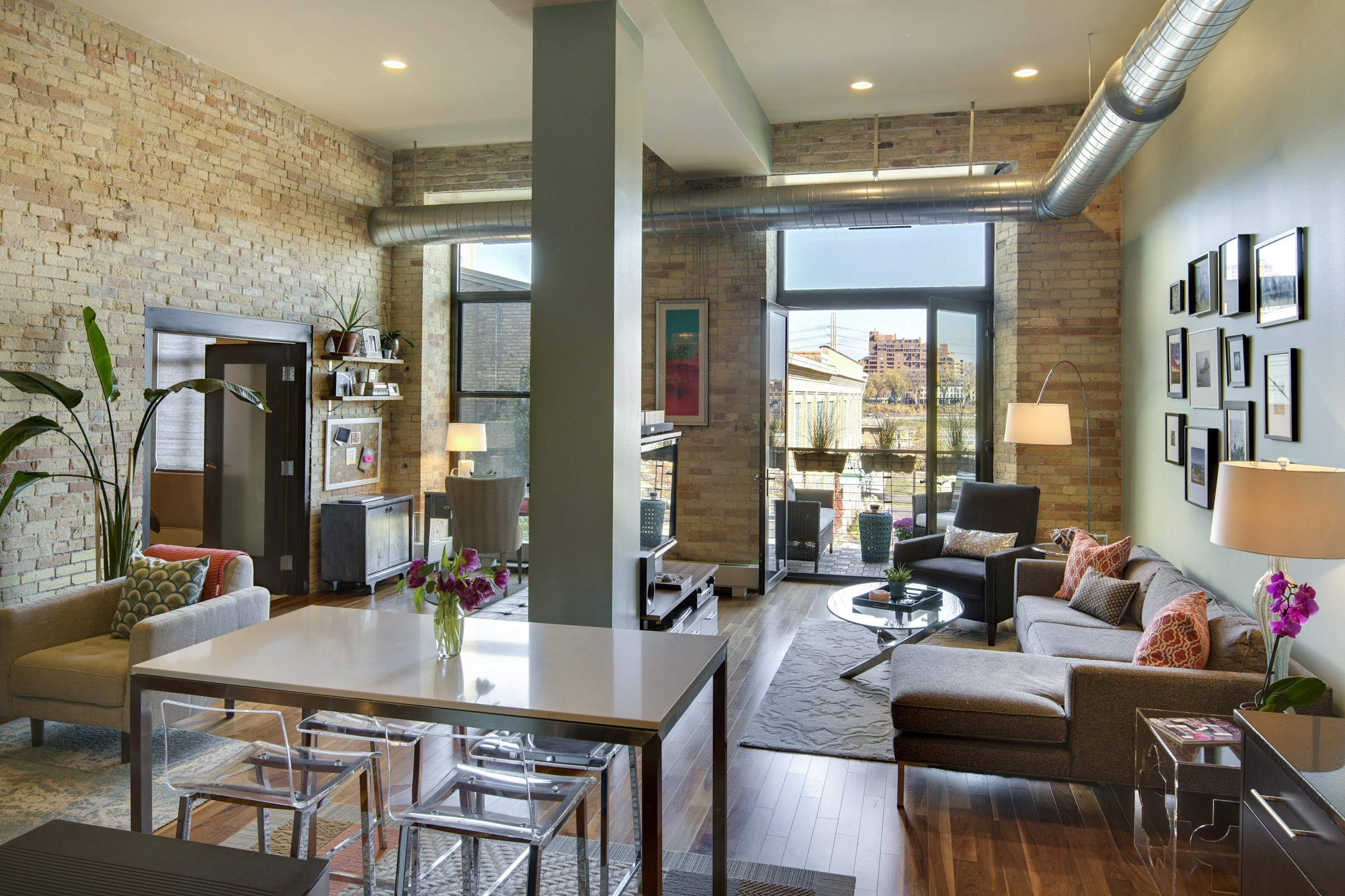 Houzz Tour. Minneapolis Interior Designer.