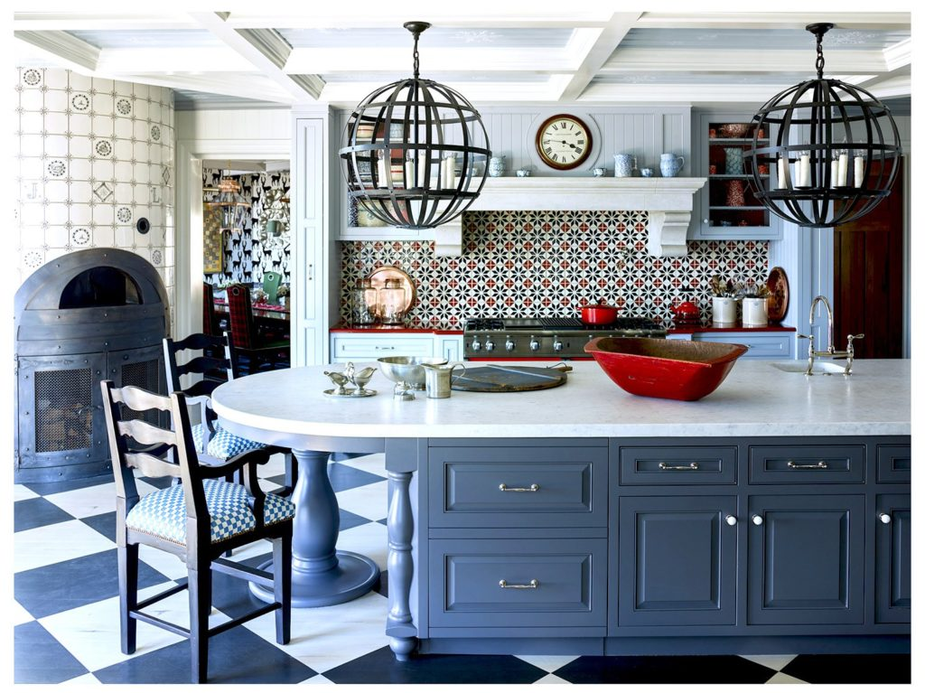 Old World kitchen backsplash ideas